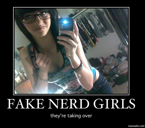 Fake Geek Girls | We'll Fix It In Post
